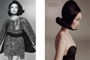 ... Meisel, Fei Fei Sun, Feifei, Fashion Editorial, Italia January, China