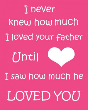 Baby quotes, cute, best, sayings, father