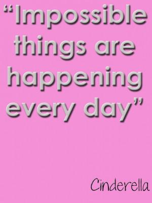 ... Quotes Journals, Cinderella Quotes, Cinderella Theatre, Disney Theatre