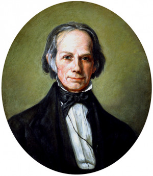 "Henry Clay: Whig leader known as the ""Great Compromiser""; would ..."