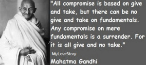 Famous Quotes By Mahatma Gandhi 2