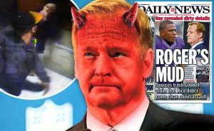 Liberal Sports Media Puts Devil Horns on Roger Goodell In Attempt Re ...