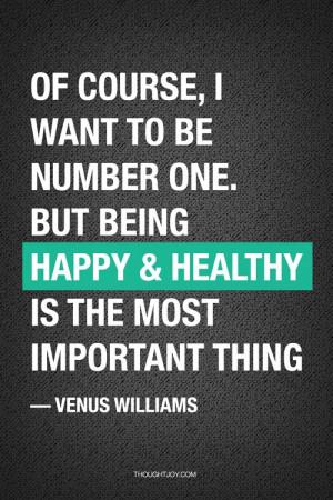 Venus Williams Quotes Kootation