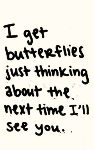 love quotes butterflies