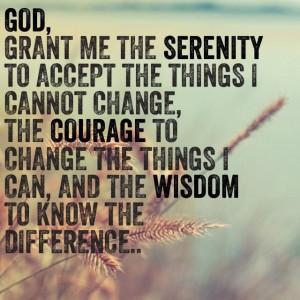 serenity  #courage #wisdom