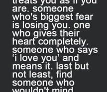 afraid, boy, boyfriend, broken, couple quotes, couples, cute couples ...