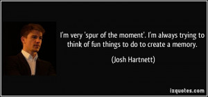 Photo found with the keywords: Josh Hartnett zitate