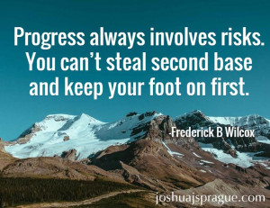 inspirational quote #progress #success