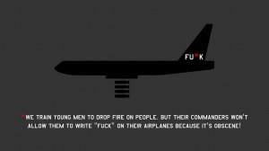 aircraft military fuck humor quotes funny apocalypse now irony marlon ...
