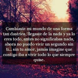 Te Amo MI Amor Quotes