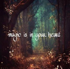 That's where magic is :-)