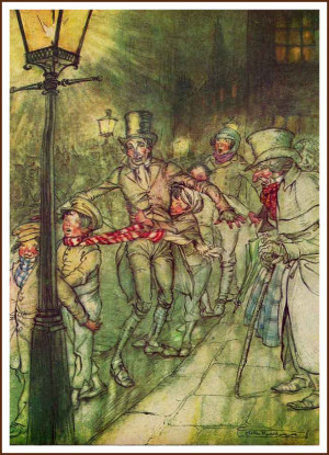 ... Christmas Carol has gripped the public imagination since it was first
