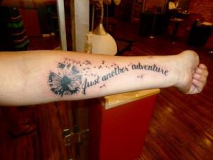 Arm Tattoo Quote Ideas