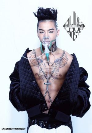 月15日YG娱乐在博客中公开了BigBang新专辑太阳的预告 ...