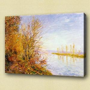 Alfred pittura sisley riproduzione ( acquistare direttamente )