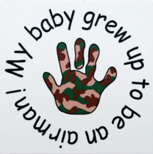 ... www.baitser.etsy.com Airforce Mom Car Magnet by baitser on Etsy, $4.00