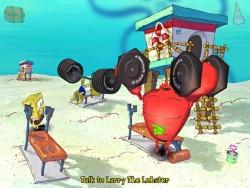 Larry The Lobster From Spongebob http://www.adventurearchiv.de/s2 ...