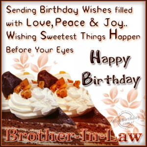 Happy Birthday Brother In Law Funny Wishing happy birthday to