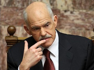 George Papandreou, Greece PM