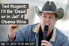 Ted Nugent Racist Quotes Rocker ted nugent calls