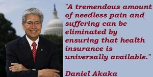 Daniel akaka quotes 2