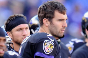Debate Can Joe Flacco Continue His Brilliance with a Poor OL