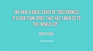 Team Spirit Quotes Preview quote