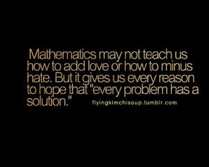 motivational math quotes
