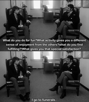 Harold And Maude Quotes Harold and maude