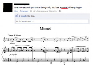 Funny Facebook Mistakes Picture
