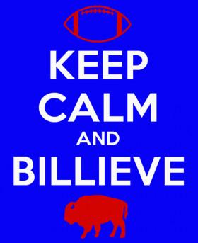 Keep Calm and Billieve T-Shirt