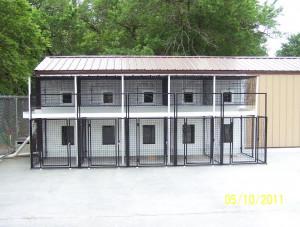 Building Dog Kennels