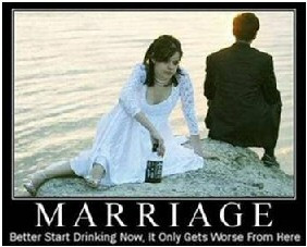 Marriage One-liners and Jokes