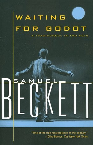 """Start by marking """"Waiting for Godot"""" as Want to Read:"""