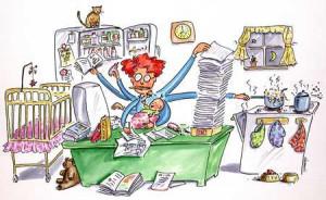 Women, Multitasking and their Relationship