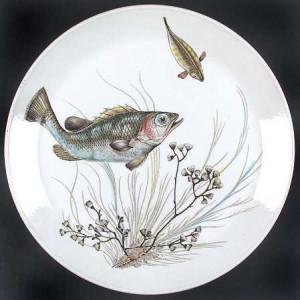 Fish (Round,White)
