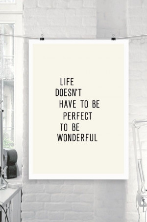 Printable Art Motivational Quote Life Doesn't by TheMotivatedType, $9 ...