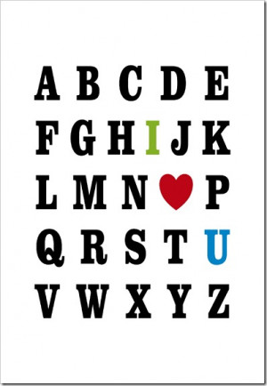 Just Because 20 – ABC I Love You – 5×7 – Sprik Space[2]