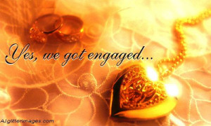 Cute Engagement Sayings