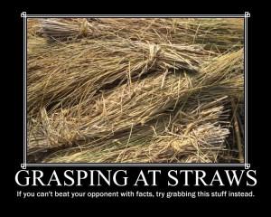 GRASPING AT STRAWS - LDS Hymn Parody #93