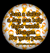 Fight World Hunger Image