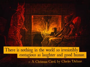from a christmas carol and other holiday treasures by charles dickens