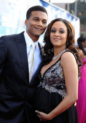 Tia Mowry And Cory Hardrict...