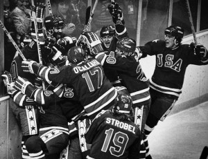 The 1980 Olympic hockey game is still recognized as one of the ...