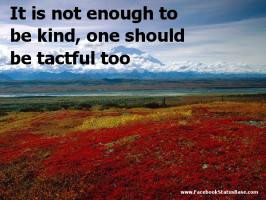 Tactful Quotes
