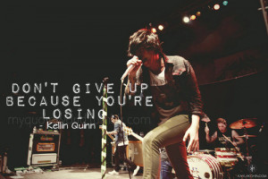 Kellin Quinn Quotes Tumblr