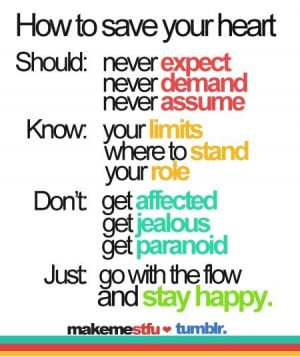 Mixed Emotions Quotes