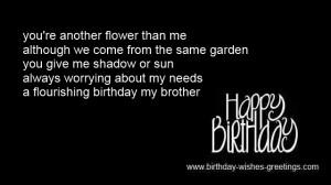 25TH BIRTHDAY BROTHER