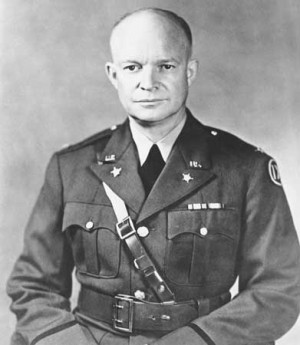 """Dwight David """"Ike"""" Eisenhower was the 34th President of the United ..."""