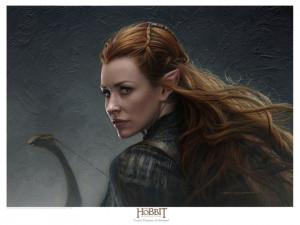The Hobbit': Amazing Artwork Of Benedict Cumberbatch's Smaug ...